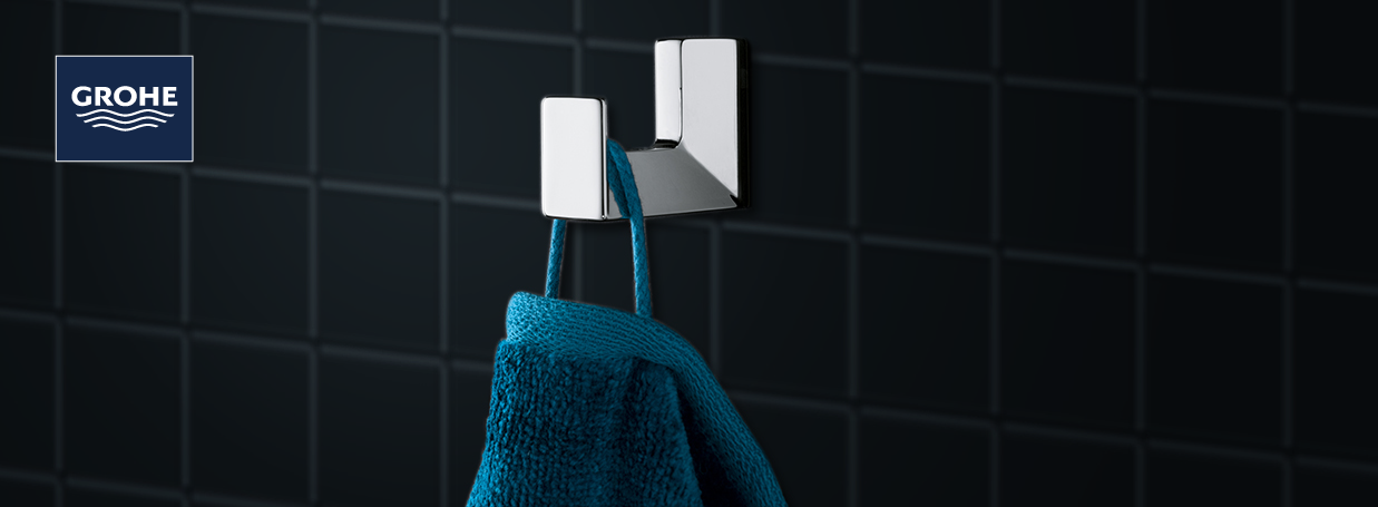 Towel Hooks from GROHE at xTWO