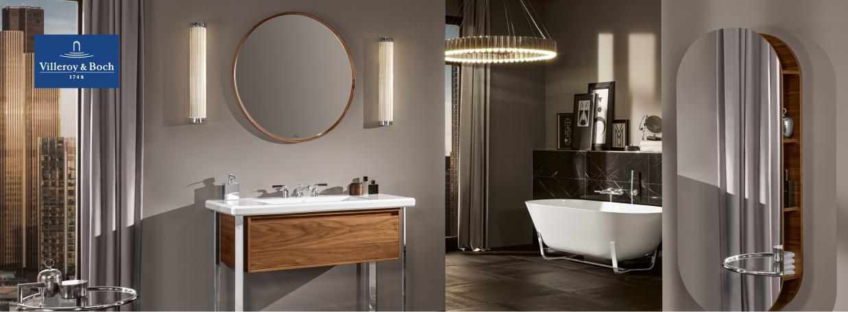 Meubles salle de bain avec vasque chez xTWO