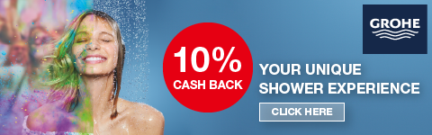 GROHE 10% Cashback at xTWOstore