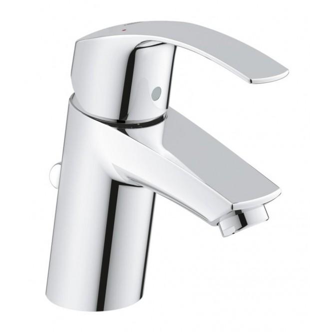 Grohe Eurosmart - Einhand-Waschtischbatterie DN 15 für offene Warmwasserbereiter S-Size