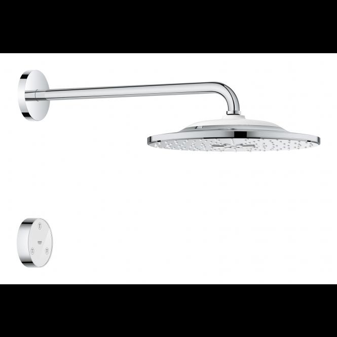 grohe-rainshower-SmartConnect-head-shower-set