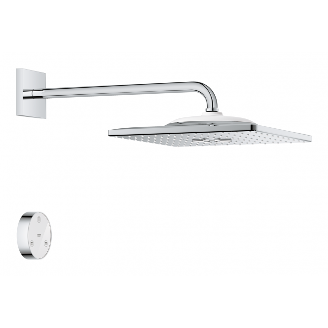 grohe-rainshower-SmartConnect-head-shower-set