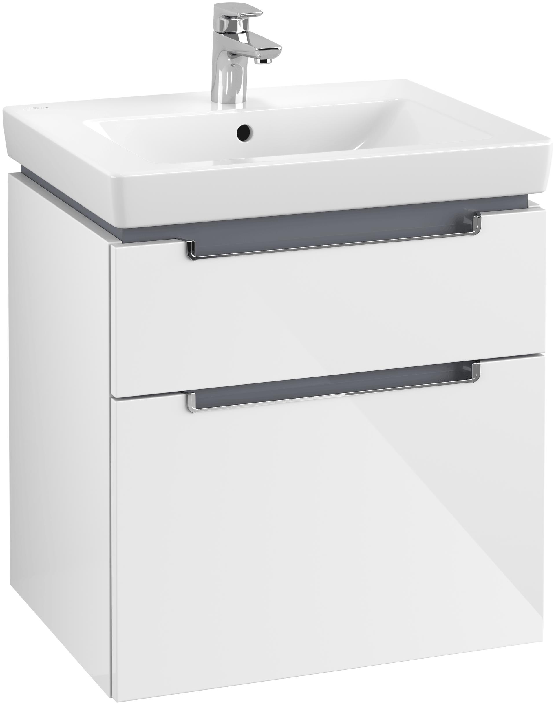Villeroy & Boch Subway 2.0 - Unterschrank für Waschtisch