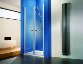 HSK Exklusiv - Pendeltür Nische 96 Sonderfarben 750 x 2000 mm 56 carré