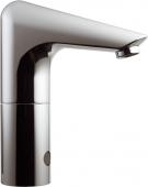 Ideal Standard CeraPlus Elektroarmaturen - Elektronische Waschtischarmatur mit Mischung (Batteriebetrieb 6 V)