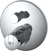 Ideal Standard CeraTherm - Unterputz-Thermostatarmatur ohne Umsteller chrom