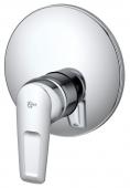 Ideal Standard CeraMix Blue - Unterputz-Einhebel-Duscharmatur ohne Umsteller chrom