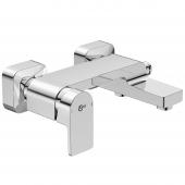 Ideal Standard Edge - Badearmatur Aufputz Ausladung 164 mm chrom
