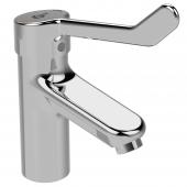 Ideal Standard CeraPlus 2 - Waschtischarmatur ohne Ablaufgarnitur Ausladung 112 mm chrom