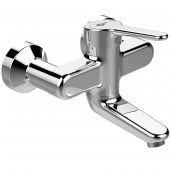 Ideal Standard CeraPlus 2 - Waschtischarmatur Ausladung 180 - 199 mm absperrbare S-Anschlüsse chrom