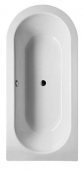 BETTE BetteStarlet II - Oval-Badewanne 1650 x 750mm weiß