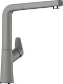 Blanco Avona-S - Küchenarmatur Silgranit-Look Hochdruck alumetallic