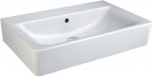 Ideal Standard Connect - Waschtisch 650x460 weiß ohne Beschichtung