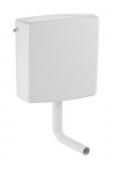 Geberit - Aufputz-Spülkasten AP140 mit Spül- / Stopp-Spülung moosgrüng