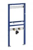 Geberit Duofix - Montageelement für Waschtisch 1300 mm Aufputz-Armatur
