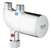 Grohe Grohetherm Micro - Thermischer Verbrühschutz / Untertischthermostat