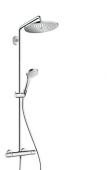 Hansgrohe Croma Select S - Showerpipe 280 EcoSmart chrom