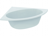 Ideal Standard HOTLINE NEU - Badewanne 1400 x 1400mm weiß