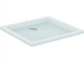Ideal Standard HOTLINE NEU - Duschwanne rechteckig 900x750 weiß ohne Antislip