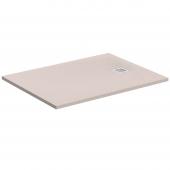 Ideal Standard Ultra Flat S - Rechteck-Brausewanne 1200 x 900 x 30 mm sandstein