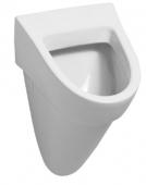 Keramag Flow - Urinal mit Zulauf von hinten