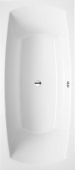 Villeroy & Boch My Art - Badewanne 1800 x 800mm alpin weiß