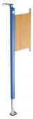 Villeroy & Boch - Befestigungselement für Haltegriffe ViConnect 310 x 1150 x 55 mm