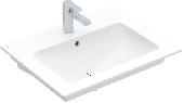 Villeroy & Boch Venticello - Waschtisch weiß alpin