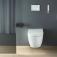 Duravit SensoWash Starck f - Lite Compact Dusch-WC Milieu 4