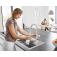 Grohe Blue Home - Starter Kit Bluetooth/WIFI C-Auslauf chrom environment 8