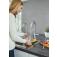Grohe Red - Einhand-Küchenarmatur DUO mit Boiler L-Size und C-Auslauf chrom environment 9