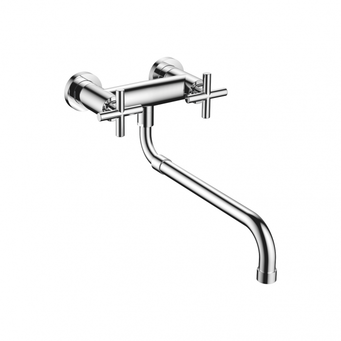 dornbracht-tara-wall-mounted-bridge-mixer