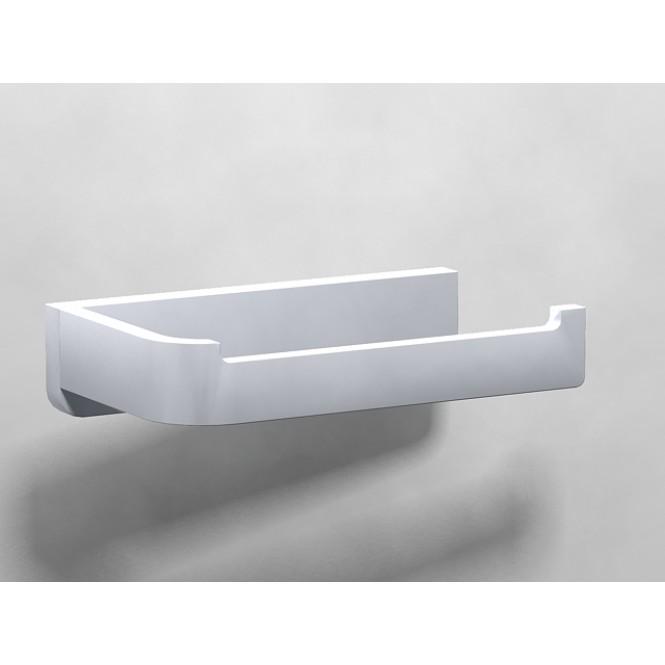 Dornbracht Lulu - Toilet roll holder platinum matt