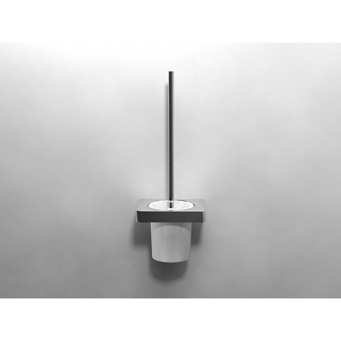 Dornbracht Lulu - Toilet brush set chrome