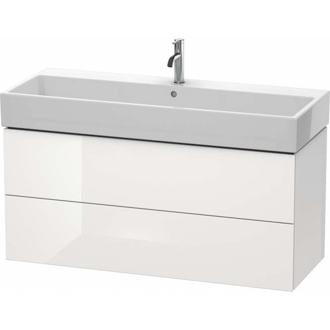 Duravit - L-Cube Vanity Unit for Vero Air