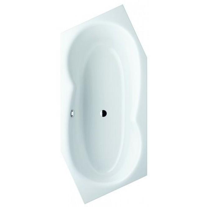 BETTE BetteMetric - Hexagonal bathtub 2060 x 900mm white