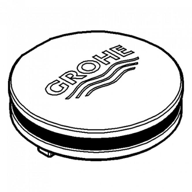 Grohe - Abdeckkappe 46672 velvet black