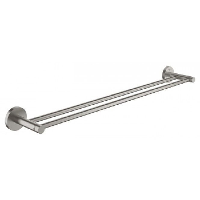 grohe-essentials-double-towel-rail