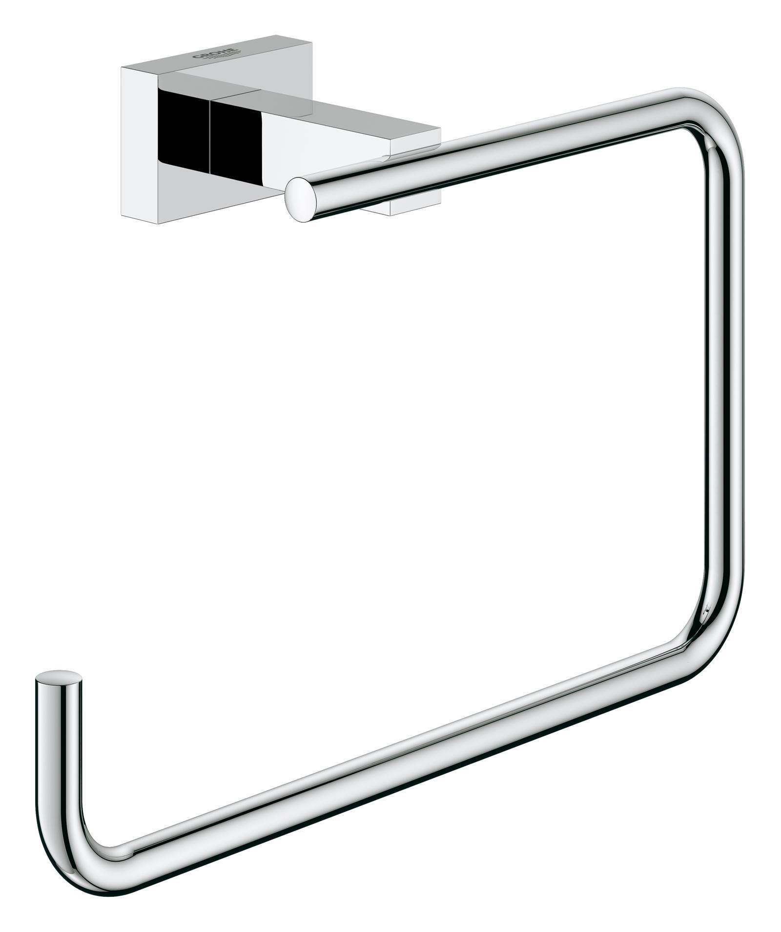 Grohe Essentials Cube : grohe essentials cube towel ring chrome xtwostore ~ Watch28wear.com Haus und Dekorationen