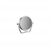 Emco Universal - Rasier- und Kosmetikspiegel 5-fach/1-fach rund 83 mm chrom