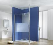 HSK Walk In Easy 1 - Walk clear light in Easy 1 front element Freestanding 1600 x 2000 mm, 95 standard colors, 50 ESG