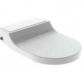 Geberit AquaClean Tuma Comfort - WC-Aufsatz Glas weiß
