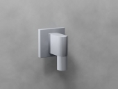 Dornbracht Symetrics - Wall Elbow platinum matt