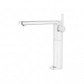 Dornbracht Lulu - Single Lever Basin Mixer L-Size without waste set chrome