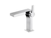 Keuco Edition 11 - Single Lever Basin Mixer M-Size without waste set chrome