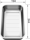 Blanco Universal 232180