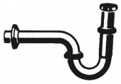 Ideal Standard Universal - Siphon for bidet chrome