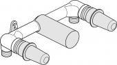Ideal Standard Unterputz-Bausätze 1 - Concealed unit 1 for two-handle wall basin mixer