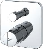 Ideal Standard CeraTherm 200 Neu - Einzelthermostat UP Bausatz 2