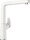 Blanco Avona-S - Küchenarmatur Silgranit-Look Hochdruck Silgranitweiß